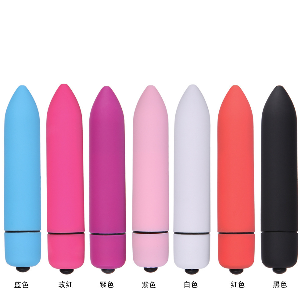 Waterproof Mini Powerful Bullet Vibrantor with 10 Speed Women sex toys
