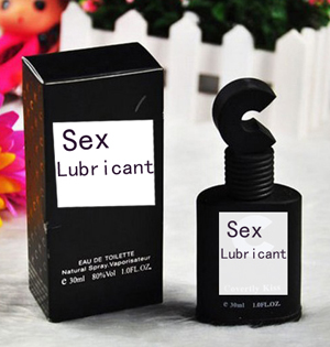 Sex products body lubricant sprays perfume